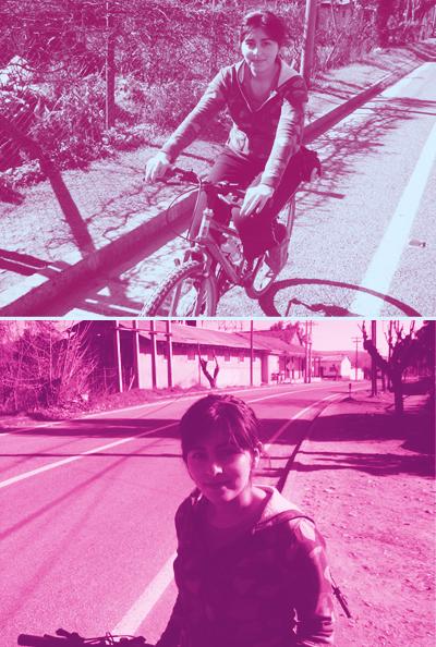 un dia de bici